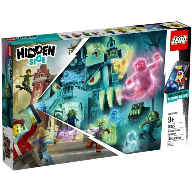 Obrázek produktu LEGO Hidden Side 70425 Strašidelná střední škola v Newbury