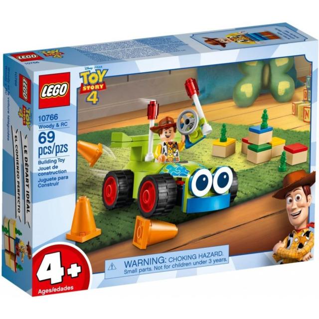 Obrázek produktu LEGO Toy Story 10766 Woody a závoďák