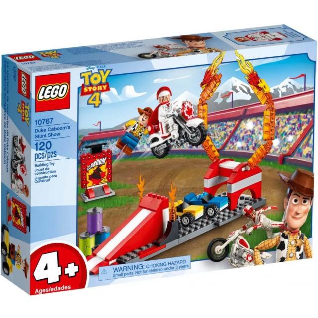 Obrázek produktu LEGO Toy Story 10767 Kaskadérská show Dukea Cabooma