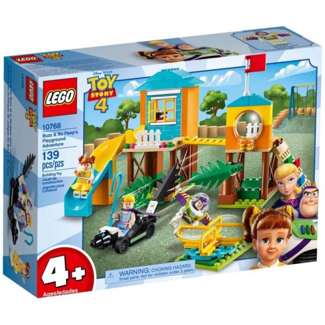 Obrázek produktu LEGO Toy Story 10768 Dobrodružství na hřišti s Buzzem a Pastýřkou
