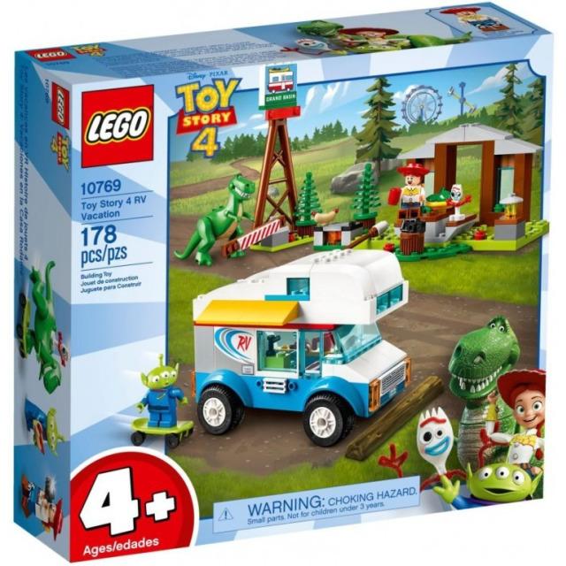 Obrázek produktu LEGO Toy Story 10769 Toy Story 4 na dovolené s karavanem