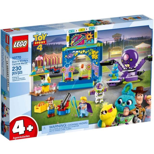 Obrázek produktu LEGO Toy Story 10770 Buzz a Woody na pouti