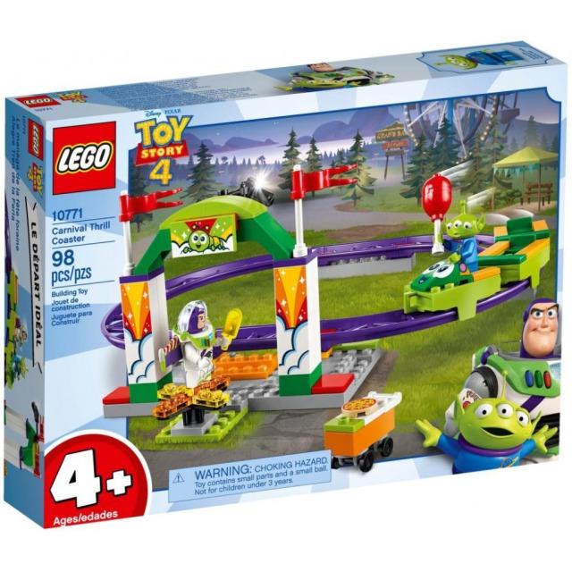 Obrázek produktu LEGO Toy Story 10771 Dobrodružství na horské dráze