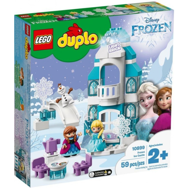 Obrázek produktu LEGO Duplo Frozen 10899 Zámek z Ledového království