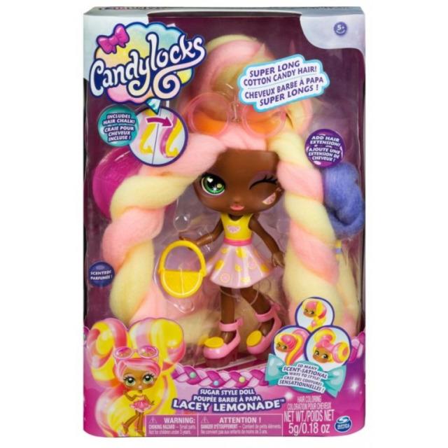 Obrázek produktu CANDYLOCKS Cukrová panenka velká s vůní citrus