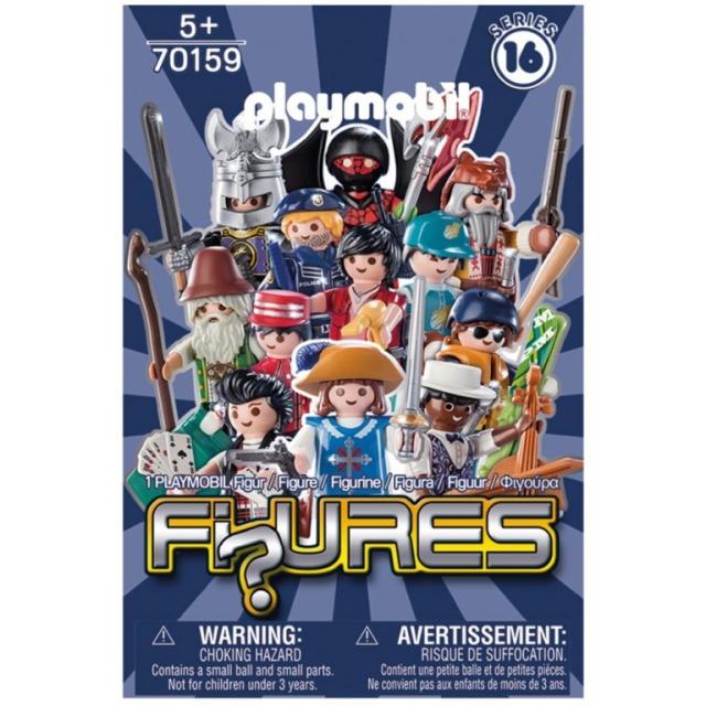 Obrázek produktu Playmobil 70159 Figurka v sáčku kluci, série 16