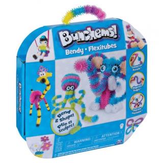 Obrázek 1 produktu Spin Master Bunchems Bendy sada pro ohýbání