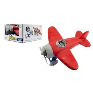 Obrázek 1 produktu Letadlo 20cm modročervené