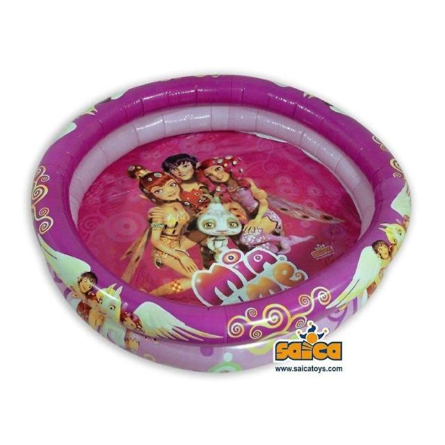 Obrázek produktu Nafukovací bazén dvoukomorový 90 cm Mia a já