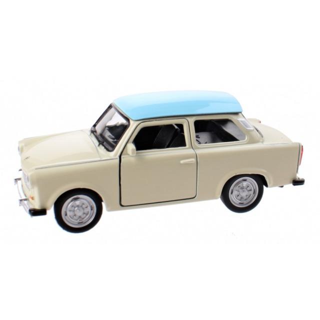 Obrázek produktu Kovový model 1:60 Trabant béžový