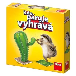 Obrázek 1 produktu Kdo páruje vyhrává, párty hra Dino