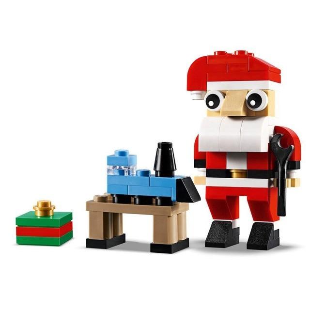 Obrázek produktu LEGO Creator 30573 Santa