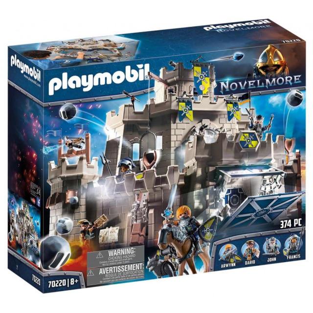 Obrázek produktu Playmobil 70220 Velký hrad NOVELMORE