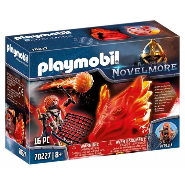 Obrázek produktu Playmobil 70227 Ohnivý duch a strážkyně ohně