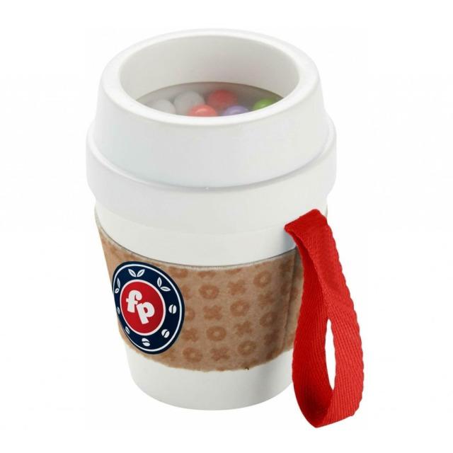 Obrázek produktu Fisher Price Kousátko kalíšek na kávu, Mattel DYW60