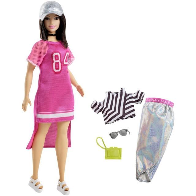 Obrázek produktu Barbie Modelka 101 s oblečky a doplňky, Mattel FRY81