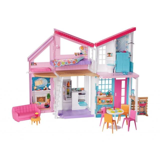 Obrázek produktu Mattel Barbie Dům v Malibu, FXG57
