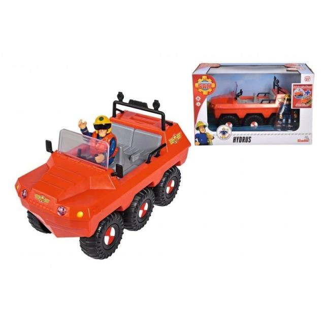Obrázek produktu Požárník Sam Auto Hydrus 20cm s figurkou