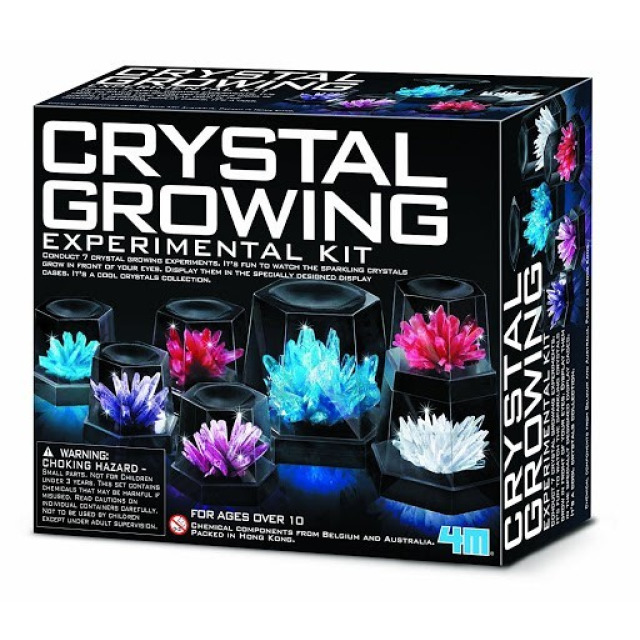 Obrázek produktu KidzLabs Rostoucí krystaly experimenty