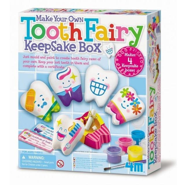 Obrázek produktu 4M Krabička na zoubky