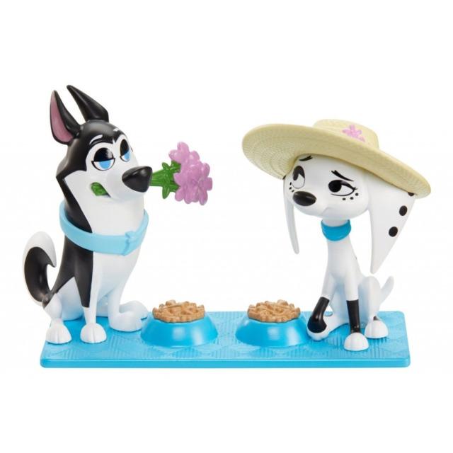 Obrázek produktu 101 Dalmatinů, Perfektní piknik, Mattel GBM39