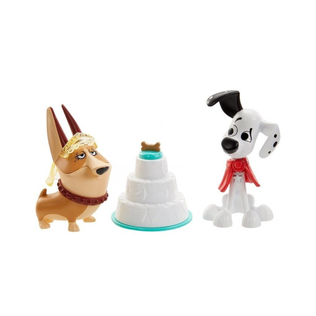 Obrázek produktu 101 Dalmatinů, Svatební hostina, Mattel GBM40