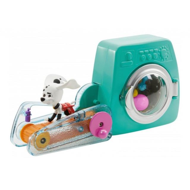 Obrázek produktu 101 Dalmatinů, Herní set Praní prádla, Mattel GBM48