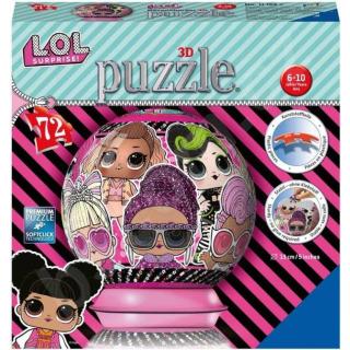 Obrázek 1 produktu Puzzleball L.O.L. 72d. Ravensburger