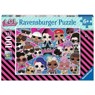 Obrázek 1 produktu Ravensburger 12882 Puzzle L.O.L. 100d. XXL