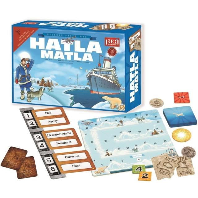 Obrázek produktu Hatla Matla společenská hra