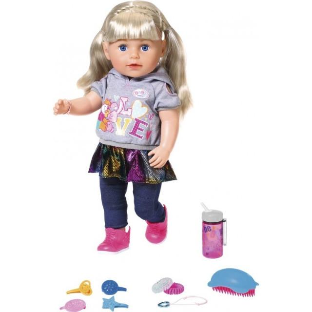 Obrázek produktu BABY born® Starší sestřička Soft Touch blondýnka, 43 cm
