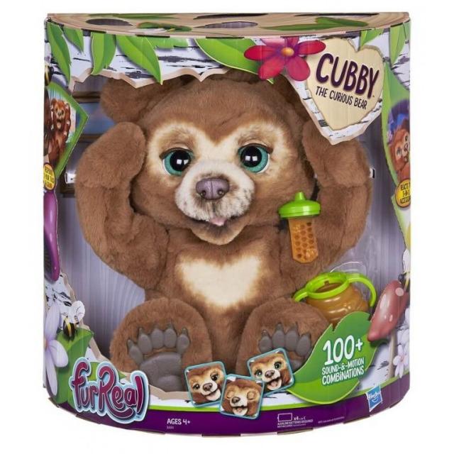 Obrázek produktu FurReal Friends BLUEBERRY medvěd, Hasbro E4591