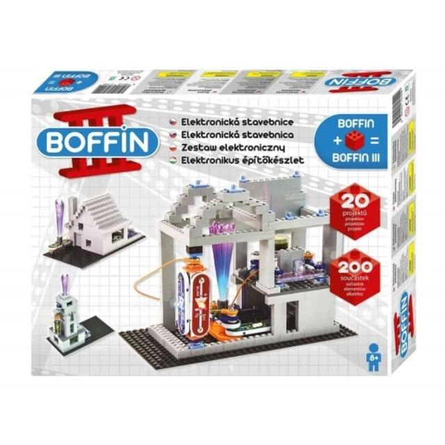 Obrázek produktu Boffin III Bricks, elektronická stavebnice