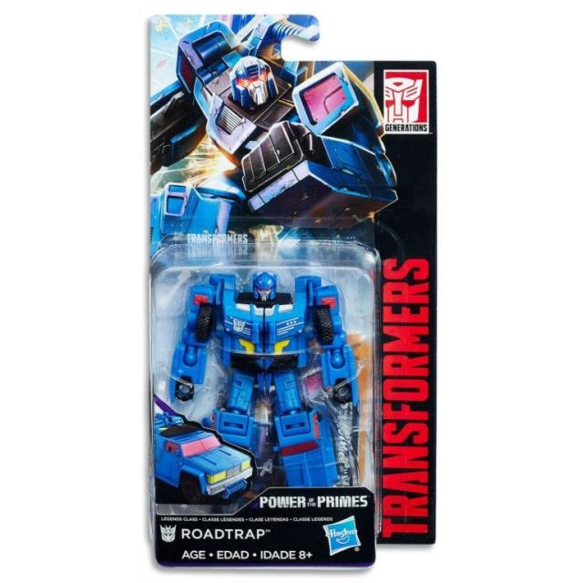 Obrázek produktu Transformers Gen Primes Legends ROADTRAP, Hasbro E1158