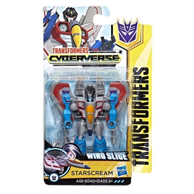 Obrázek produktu Transformers Cyberverse Starscream, Hasbro E1894