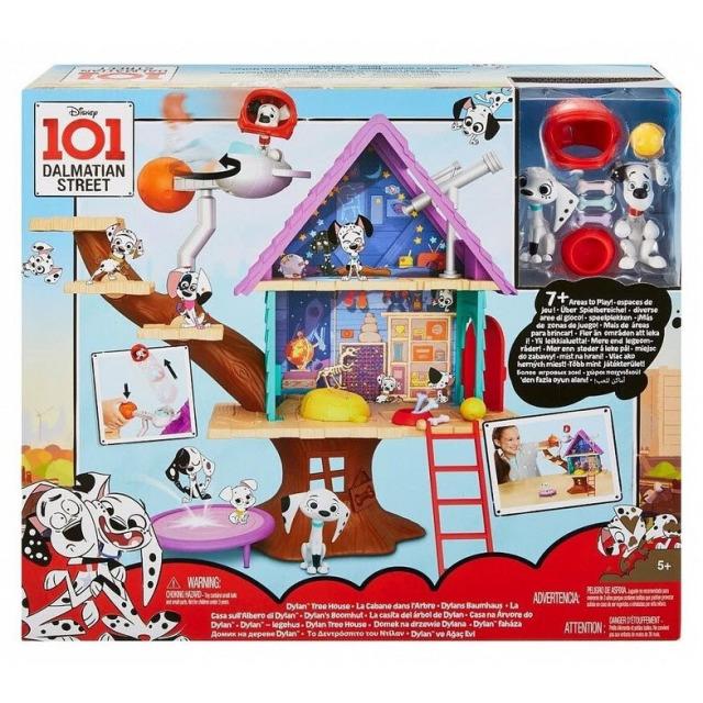 Obrázek produktu 101 Dalmatinů, Dylanův dům na stromě, Mattel GDL88