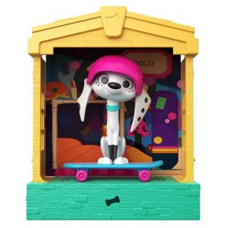 Obrázek 1 produktu 101 Dalmatinů, figurka v domečku Dolly, Mattel GBM28