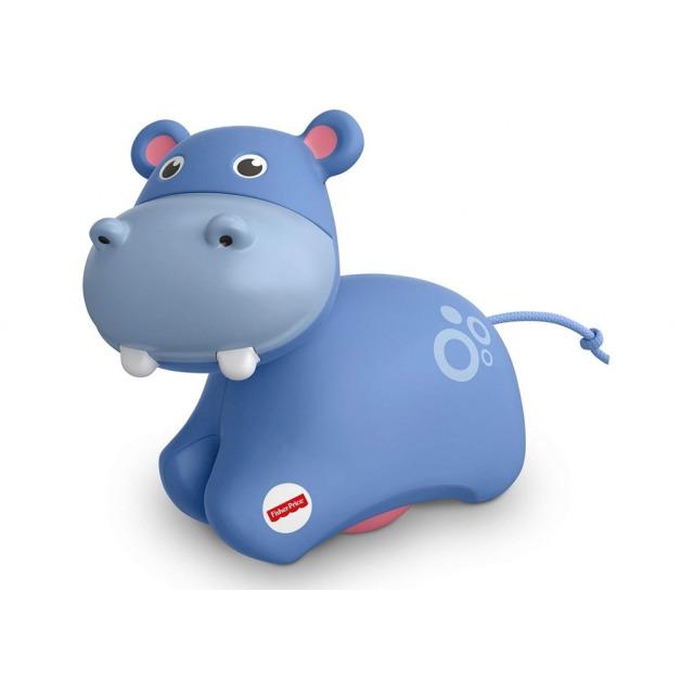 Obrázek produktu Fisher Price Jezdící zvířátko Hroch, Mattel FRR62