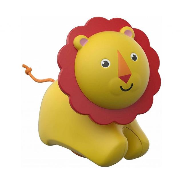 Obrázek produktu Fisher Price Jezdící zvířátko Lev, Mattel FNT17