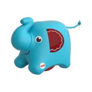 Obrázek 1 produktu Fisher Price Jezdící zvířátko Slon, Mattel FRR63