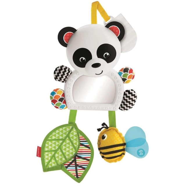 Obrázek produktu Fisher Price Závěsná Panda na kočárek, Mattel GFH91