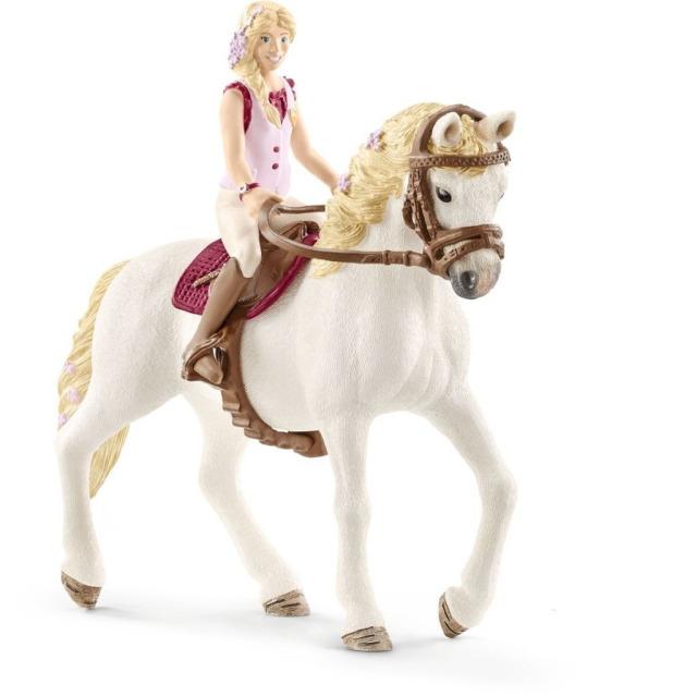 Obrázek produktu Schleich 42515 Blondýnka Sofia a kůň Blosom