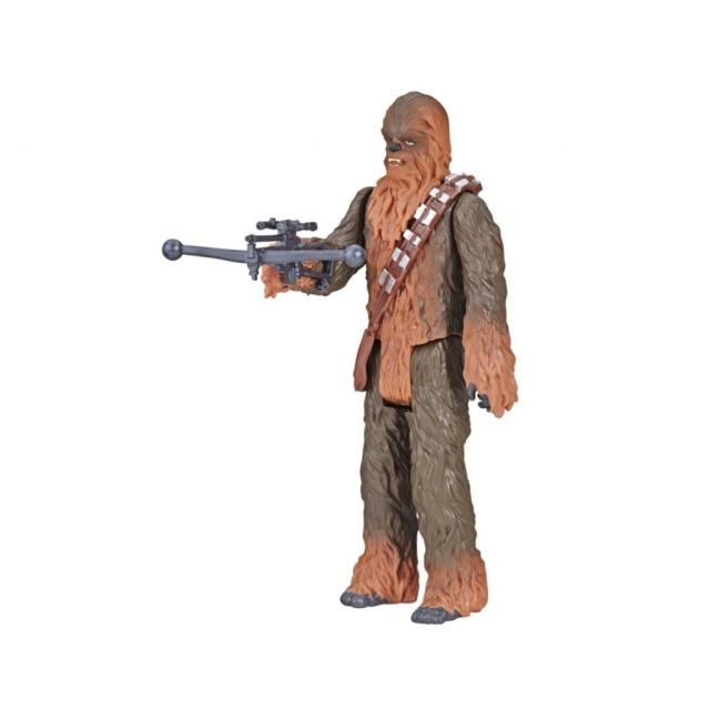 Obrázek produktu Star Wars Příběh v krabičce Chewbacca (Žvejkal), Hasbro E5651