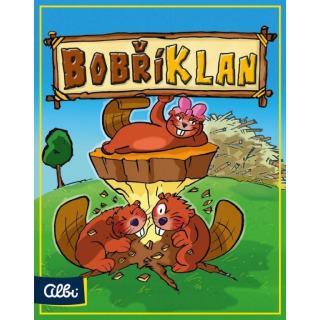 Obrázek 1 produktu Bobří klan, karetní hra