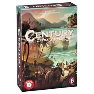 Obrázek 1 produktu Century II. - Zázraky východu, hra Piatnik