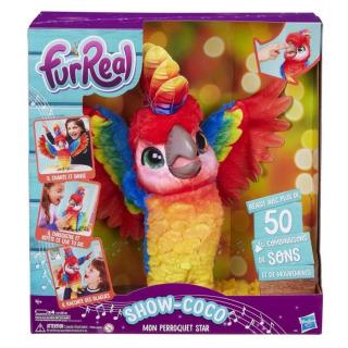 Obrázek 1 produktu FurReal Friends Mluvící papoušek , Hasbro E0388