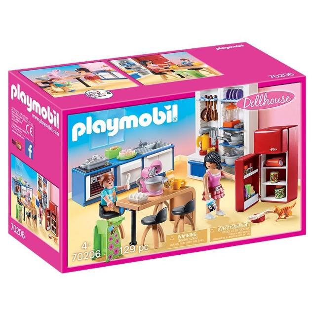 Obrázek produktu Playmobil 70206 Moderní kuchyně