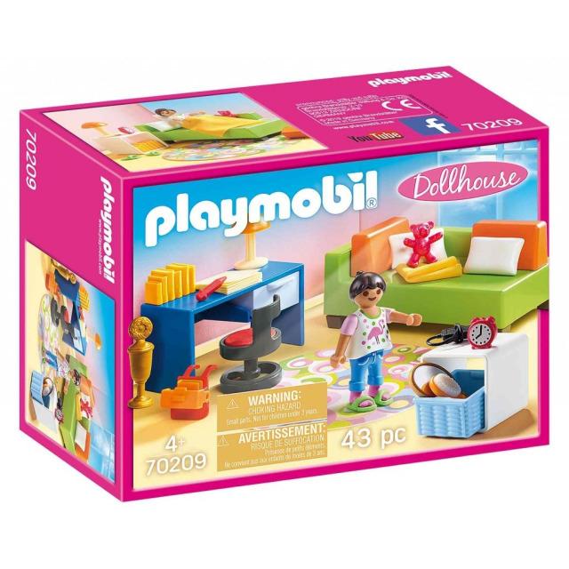 Obrázek produktu Playmobil 70209 Dětský pokoj školáka