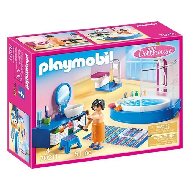 Obrázek produktu Playmobil 70211 Moderní koupelna