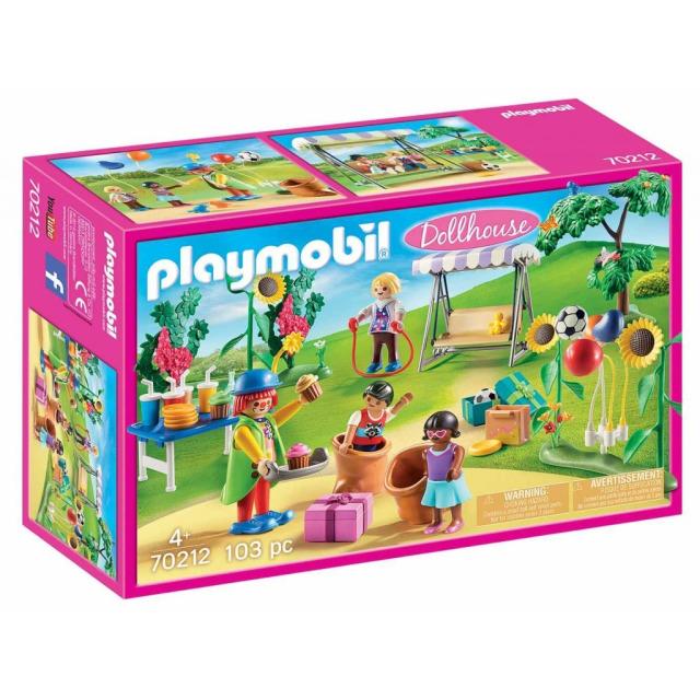 Obrázek produktu Playmobil 70212 Narozeninová párty
